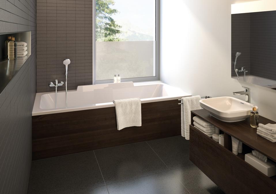 slavina pipa za kadu hansgrohe logis. Black Bedroom Furniture Sets. Home Design Ideas