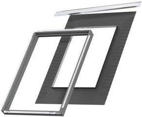 izolacijski set za krovni prozor 55 x 98 cm velux bdx 2000. Black Bedroom Furniture Sets. Home Design Ideas