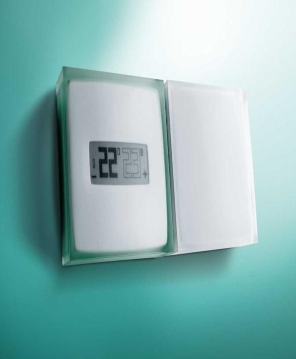 Sobni termostat VAILLANT-netATMO s daljinskim upravljanjem